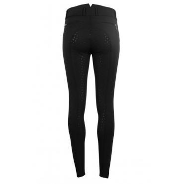 MONTAR - Pantalon femme taille haute Aba Crystal Rain fond silicone • Sud Equi'Passion